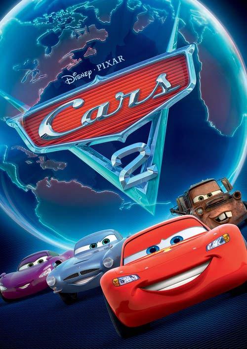 دانلود بازی ماشین ها 2 - Cars 2 2011 | پی اس پی + اندروید + ویندوز