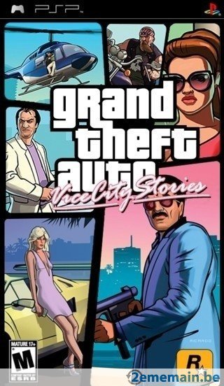 دانلود بازی GTA Vice City Stories برای اندروید